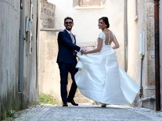 Le nozze di Raffaella e Giancarlo