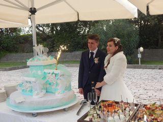 Le nozze di Manuel e Giada
