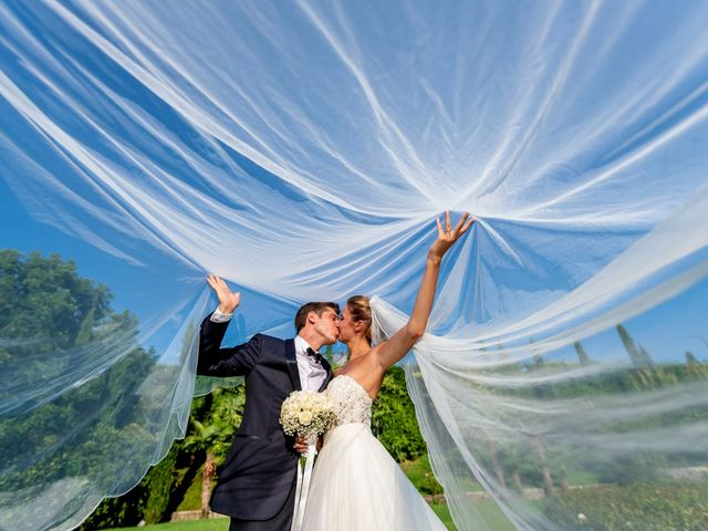 Le nozze di Arianna e Dario