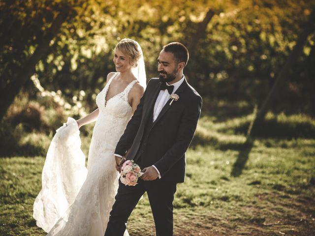 le nozze di Ilona e Stephan