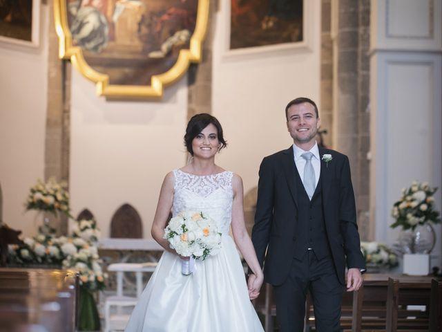 Il matrimonio di Gerardo e Maria a Vico Equense, Napoli 8