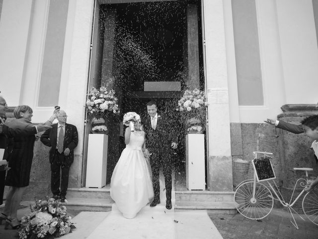 Il matrimonio di Gerardo e Maria a Vico Equense, Napoli 9