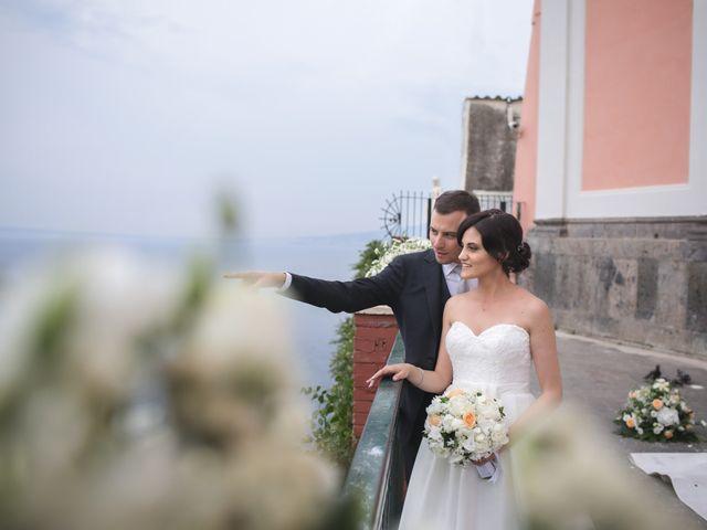 Il matrimonio di Gerardo e Maria a Vico Equense, Napoli 10