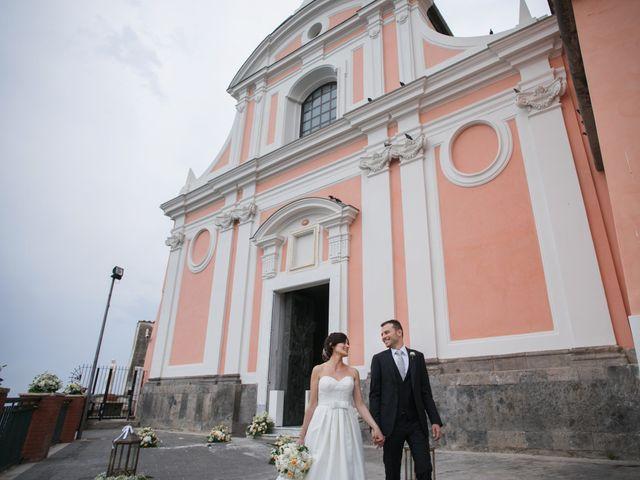 Il matrimonio di Gerardo e Maria a Vico Equense, Napoli 11