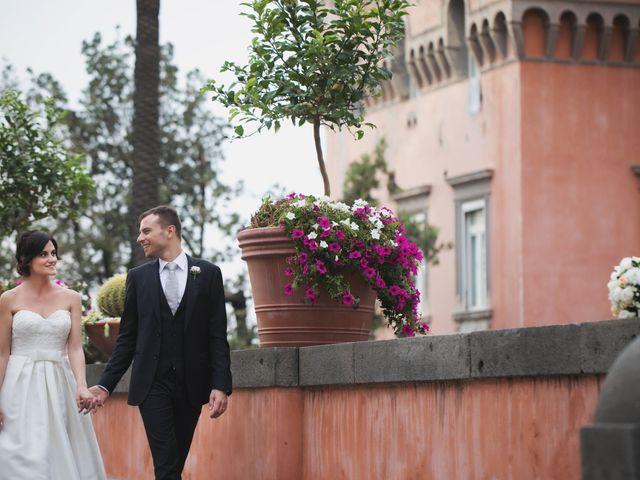 Il matrimonio di Gerardo e Maria a Vico Equense, Napoli 13