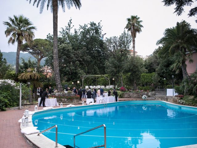 Il matrimonio di Gerardo e Maria a Vico Equense, Napoli 14