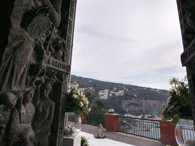 Il matrimonio di Gerardo e Maria a Vico Equense, Napoli 27