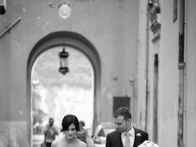 Il matrimonio di Gerardo e Maria a Vico Equense, Napoli 29
