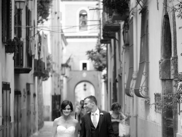 Il matrimonio di Gerardo e Maria a Vico Equense, Napoli 37