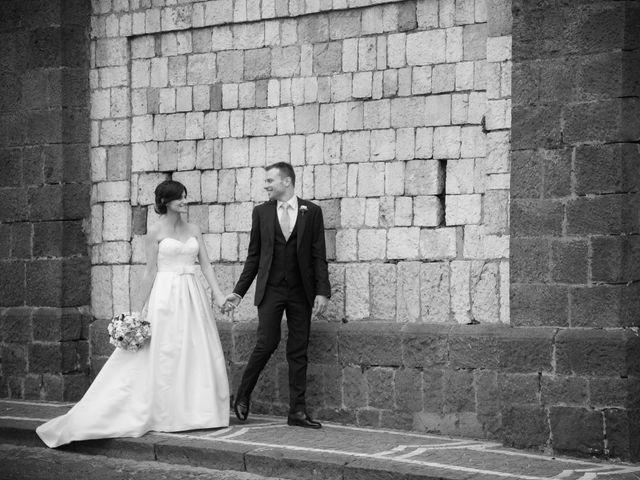 Il matrimonio di Gerardo e Maria a Vico Equense, Napoli 46