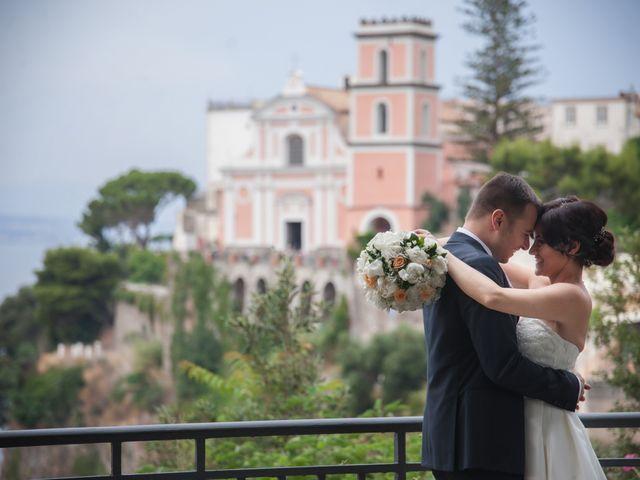 Il matrimonio di Gerardo e Maria a Vico Equense, Napoli 47
