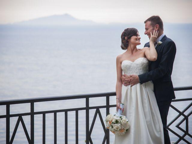 Il matrimonio di Gerardo e Maria a Vico Equense, Napoli 49
