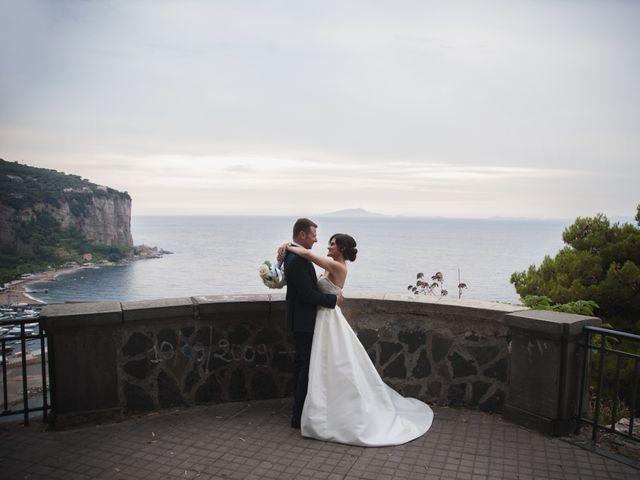 Il matrimonio di Gerardo e Maria a Vico Equense, Napoli 1