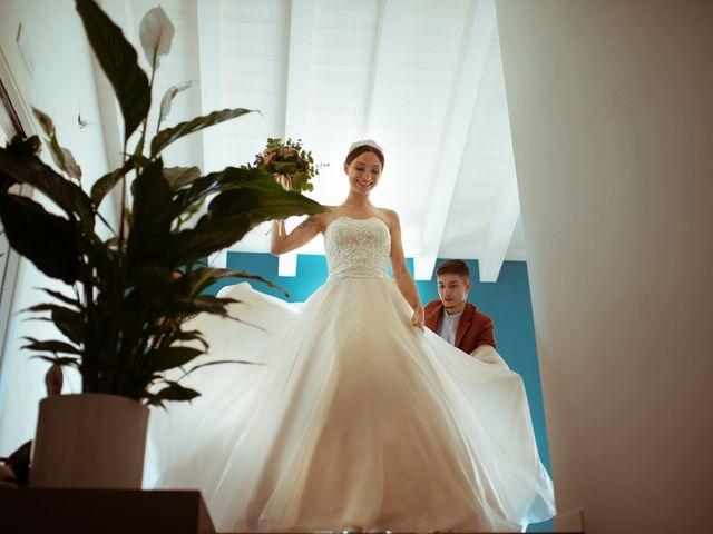 Il matrimonio di Riccardo e Priscilla a San Zenone degli Ezzelini, Treviso 25