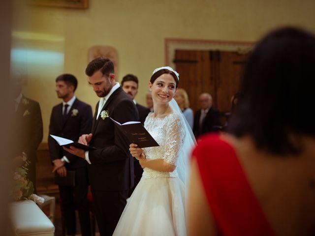 Il matrimonio di Riccardo e Priscilla a San Zenone degli Ezzelini, Treviso 43