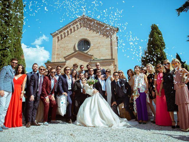 Il matrimonio di Riccardo e Priscilla a San Zenone degli Ezzelini, Treviso 54