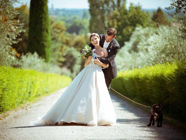 Il matrimonio di Riccardo e Priscilla a San Zenone degli Ezzelini, Treviso 55