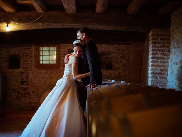Il matrimonio di Riccardo e Priscilla a San Zenone degli Ezzelini, Treviso 57