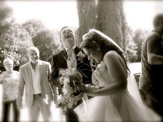 Il matrimonio di Lavdim e Vania a Mirano, Venezia 7