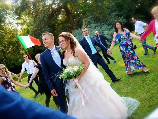 Il matrimonio di Lavdim e Vania a Mirano, Venezia 8
