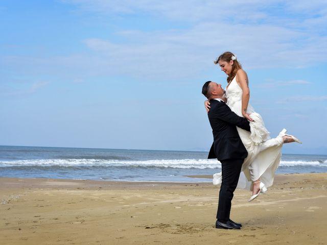 le nozze di Claudio e Rosita
