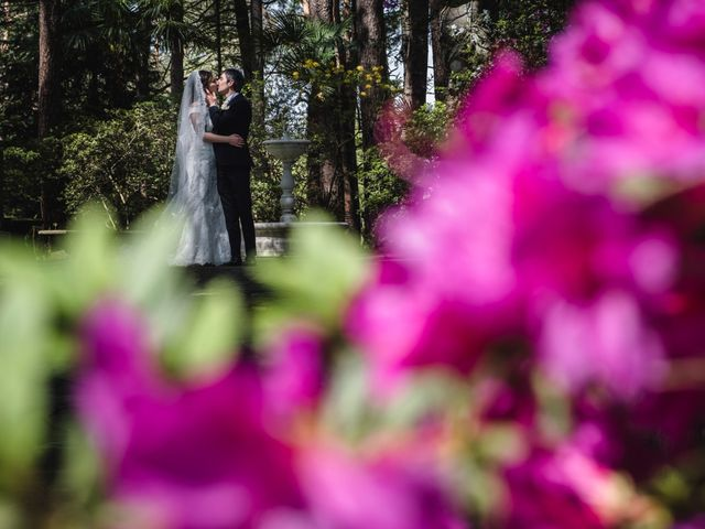 Le nozze di Magda e Fabio