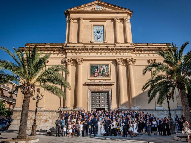 Il matrimonio di Giovanni e Tiziana a Sant'Agata di Militello, Messina 17
