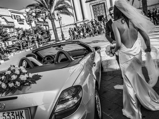 Il matrimonio di Giovanni e Tiziana a Sant'Agata di Militello, Messina 1