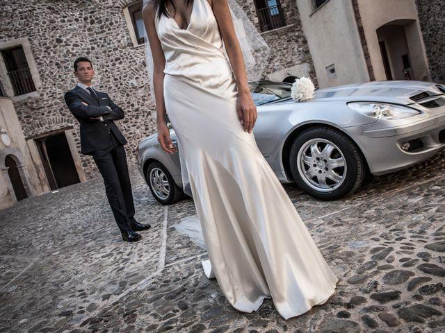 Il matrimonio di Giovanni e Tiziana a Sant'Agata di Militello, Messina 18