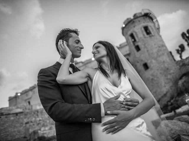 Il matrimonio di Giovanni e Tiziana a Sant'Agata di Militello, Messina 27