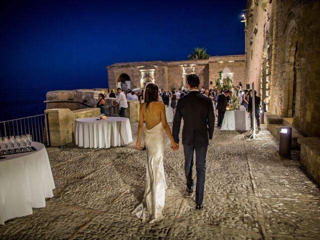 Il matrimonio di Giovanni e Tiziana a Sant'Agata di Militello, Messina 42