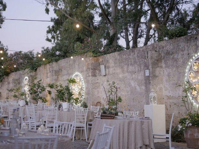 Il matrimonio di Nicola e Maeva a Casarano, Lecce 15