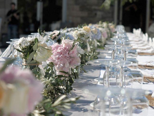 Il matrimonio di Nicola e Maeva a Casarano, Lecce 16