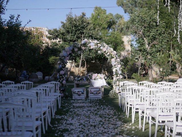 Il matrimonio di Nicola e Maeva a Casarano, Lecce 17