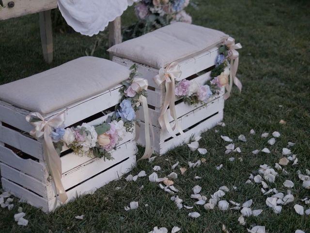 Il matrimonio di Nicola e Maeva a Casarano, Lecce 19