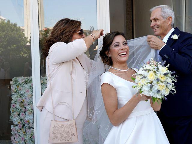 Il matrimonio di Giancarlo e Raffaella a Faicchio, Benevento 19