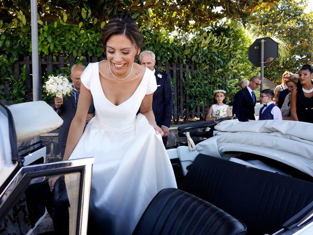 Il matrimonio di Giancarlo e Raffaella a Faicchio, Benevento 20