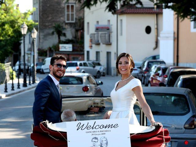Il matrimonio di Giancarlo e Raffaella a Faicchio, Benevento 41