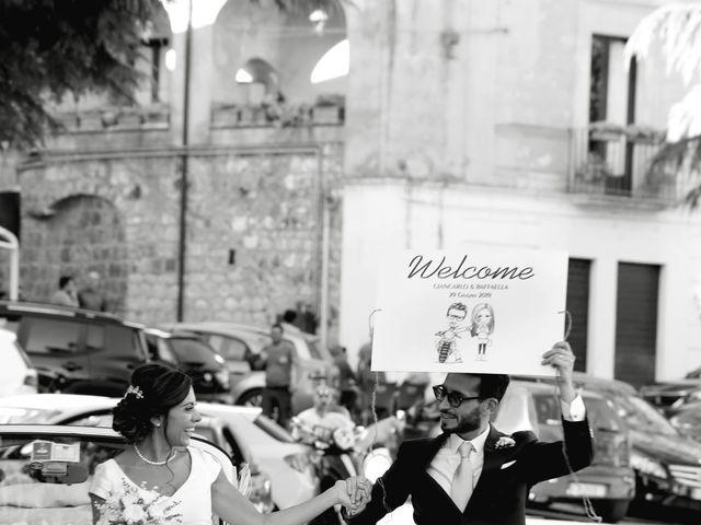 Il matrimonio di Giancarlo e Raffaella a Faicchio, Benevento 42