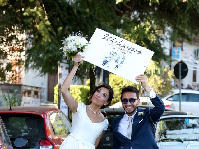 Il matrimonio di Giancarlo e Raffaella a Faicchio, Benevento 43
