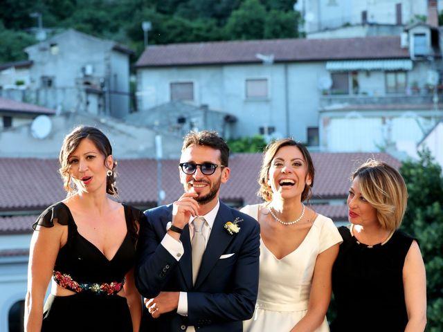 Il matrimonio di Giancarlo e Raffaella a Faicchio, Benevento 49
