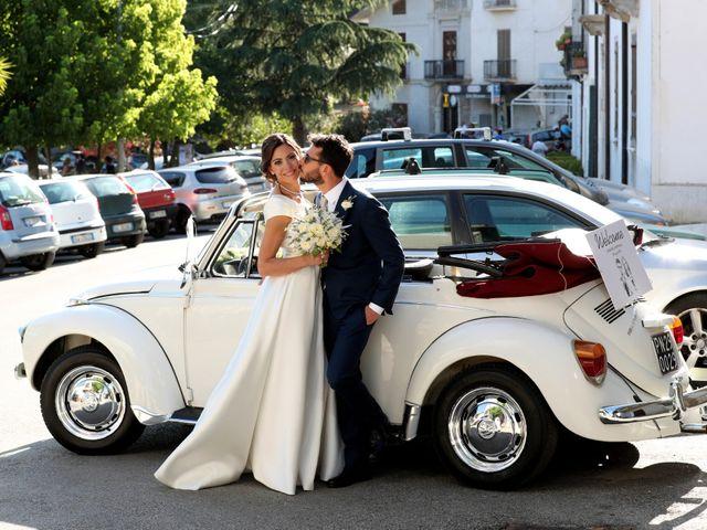 Il matrimonio di Giancarlo e Raffaella a Faicchio, Benevento 54
