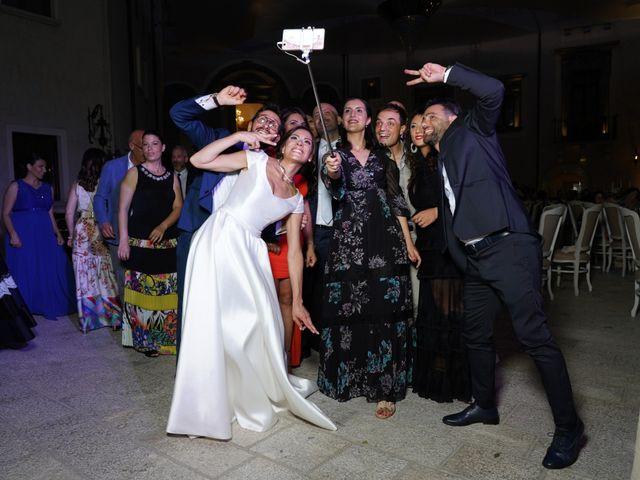 Il matrimonio di Giancarlo e Raffaella a Faicchio, Benevento 73