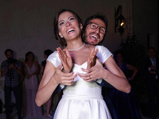 Il matrimonio di Giancarlo e Raffaella a Faicchio, Benevento 75