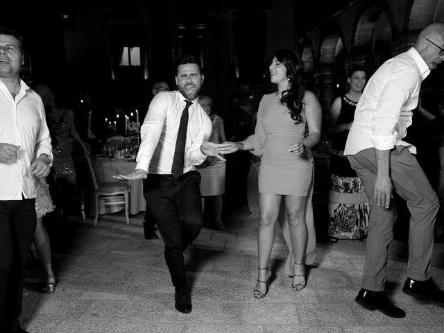 Il matrimonio di Giancarlo e Raffaella a Faicchio, Benevento 78