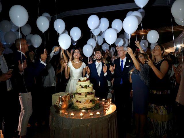 Il matrimonio di Giancarlo e Raffaella a Faicchio, Benevento 81