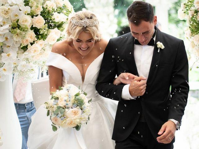 Le nozze di Naomi e Antonio
