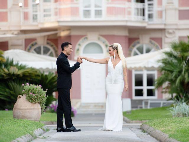 Il matrimonio di Antonio e Naomi a Torre del Greco, Napoli 23