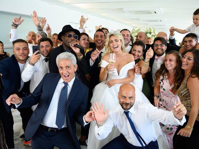 Il matrimonio di Antonio e Naomi a Torre del Greco, Napoli 24