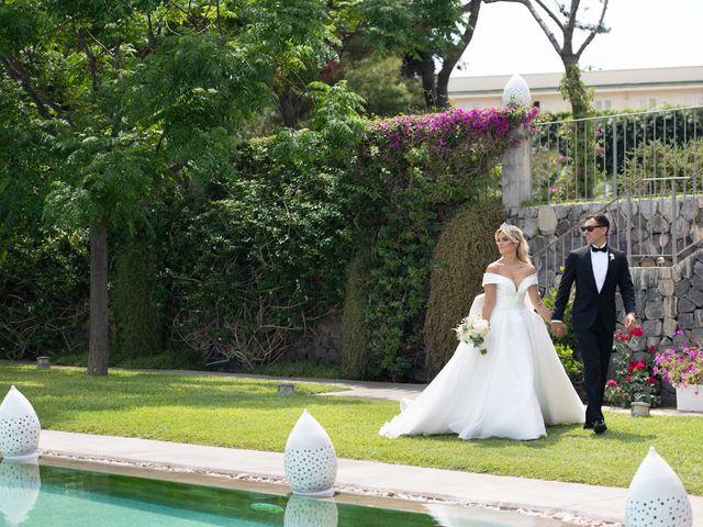 Il matrimonio di Antonio e Naomi a Torre del Greco, Napoli 27